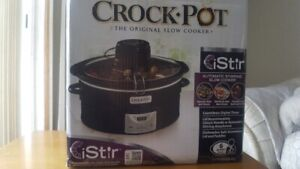 CrockPot with i-Stir *SAVE $30* * READ AD*** BEFORE Messaging