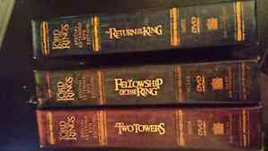 Platinum series Lord of the ring discs
