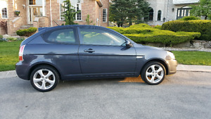 2008 Manual Hyundai Accent Sport