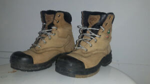 Dakota  CSA approved work boots.
