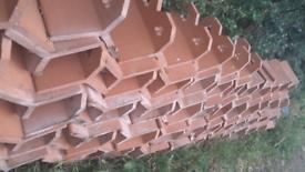 Ulster BIGGEST selection RIDGES tiles reclaimed