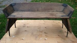 Antique Buggy Seat New Price Peterborough Peterborough Area image 1