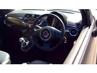 2011 Fiat 500 1.2 BlackJack (Start Stop) Manual Petrol Hatchback
