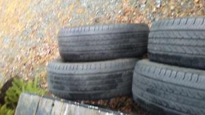 $100 4 Michelin Winter Tires.205/60/16