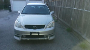 Parting out 2003 Toyota Matrix Xrs SUV, Crossover