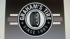 NOW OPEN!! Graham's Tire 2nd Location Regina Regina Area image 1