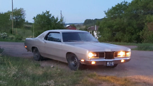 1970 Ford Ltd 2door hardtop