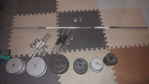 Sets of Weights and Bars