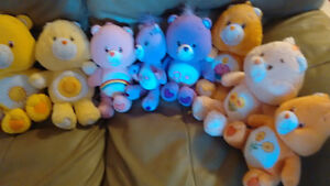 Various Care bears