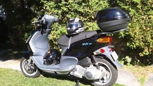Scooter Piaggio Fly 150 2007