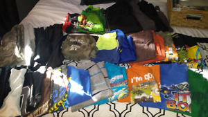 Boys clothes size 7/8 must pick up