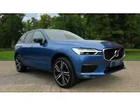 Volvo XC60 B4D Mild Hybrid R Design Pro A Auto 4x4 Diesel/Electric Automatic