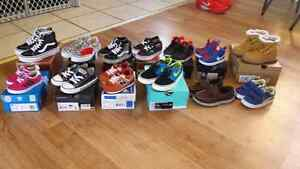 Toddler shoes Variety of brands sizes from 6c to 11c London Ontario image 3