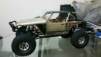 rtr axial wraith with upgrades