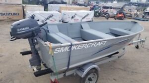 12' BOAT PACKAGE