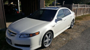 2006 Acura TL w/Navigation Pkg Sedan