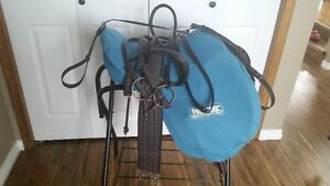 """Wintec 2000 All Purpose 17.5"""" Saddle Package Strathcona County Edmonton Area image 7"""