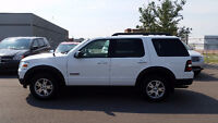 2007 Ford Explorer XLT-4X4 SUV-7 SEATER-CLEAN CARPROOF
