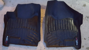 Weather tech floor liners 2015 Cadillac SRX
