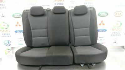 Hyundai I40 I30 I35 9 Pcs Grey Fabric Full Car Seat Covers Split Rear Seat