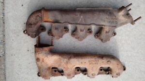 Chevy BBC 454 Truck Exhaust Manifolds