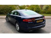 2012 Jaguar XF 3.0d V6 Premium Luxury With Bl Automatic Diesel Saloon