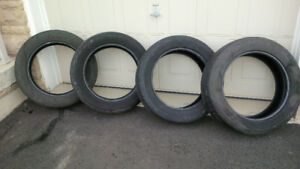 Set of 4 Good Used Tires (Buick Enclave)