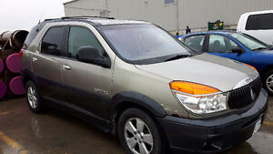 2002 Buick Rendezvous No SUV, Crossover