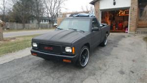 1987 s10 Looking to trade ?? Camaro firebird or ??