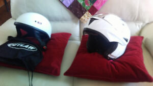 For Sale motorcycle helmets