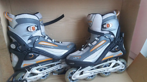 Men's Size 11 Rollerblades - used once!