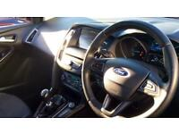 2015 Ford Focus 1.5 TDCi 120 Titanium 5dr Manual Diesel Hatchback