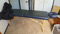 Portable Massage Table  $225.00 - REDUCED TO $190.00