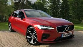 2020 Volvo V60 T5 R Design Plus Auto Xenium Automatic Petrol Estate