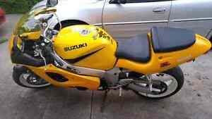 1998 gsxr 600 for sale