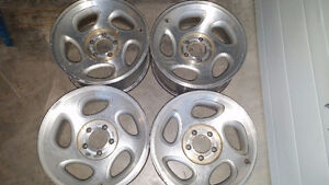 """16"""" Ford & Jeep Alloy Rims 5x114.3 bolt pattern Crowsnest Pass"""