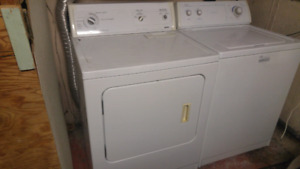 Great washer and dryer for sale