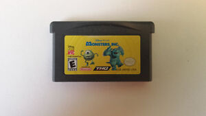 Monsters, Inc. pour Game Boy Advance (GBA)
