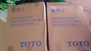 Toillet seats  2 new in Box
