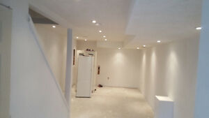 drywall mud and taping ceiling repairs Kitchener / Waterloo Kitchener Area image 1