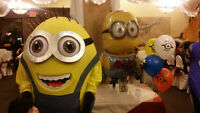 MINION BIRTHDAY PARTY A child's imagination is a precious thing