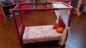 Our Generation - Wooden Doll Bed