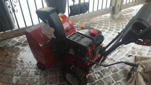 Like New Snowblower