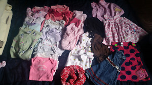 6 months girls clothing