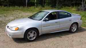 2001 Pontiac Grand am. Mint shape, 85 000 kms