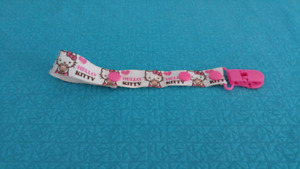 Hello Kitty Soother Clip