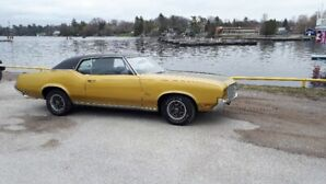 PRICE REDUCED      72 CUTLASS  $14,500.