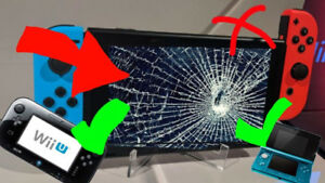 Nintendo Switch cracked touch screen lcd display repair FAST **