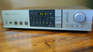 Vintage PIONEER SX-5 Stereo Receiver