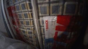 Springwall Double Mattress and Box Spring